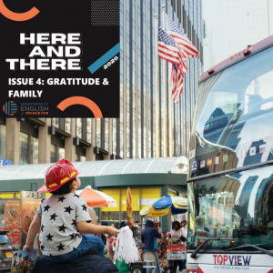 Issue 4: Gratitude and Family