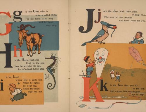 ABCBooks: ENG385, Children's Literature
