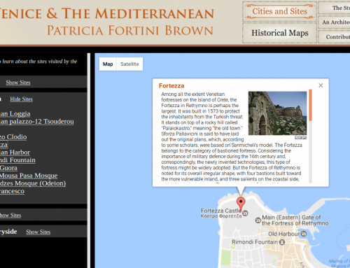 Venice and the Mediterranean: Crete