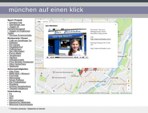 München auf einen klick