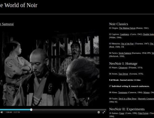 FRS 177: The World of Noir