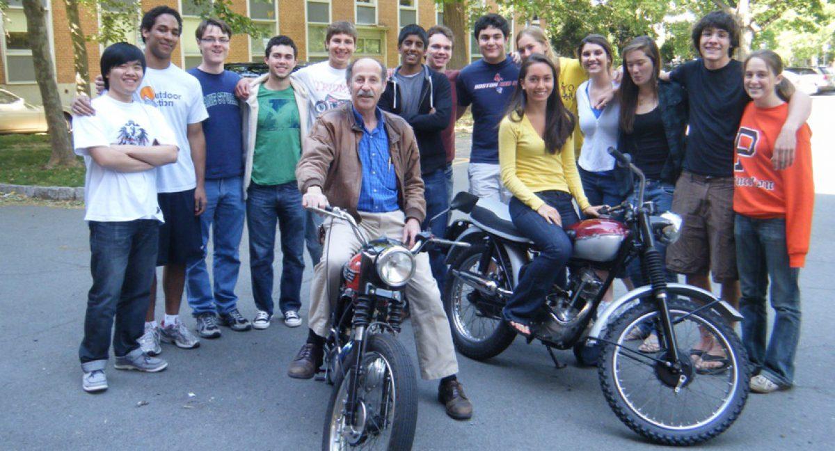 62 Tiger Cub Motorcycle