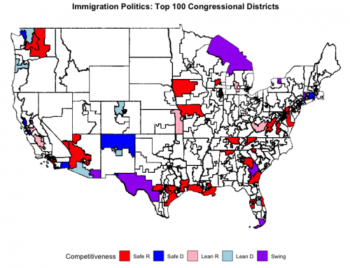 Immigration Politics, Policymaking in the U.S.